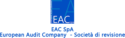 EAC Spa – European Audit Company Logo