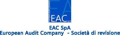 EAC Spa – European Audit Company Logo